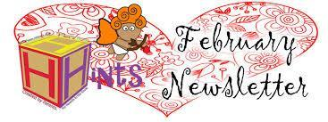 Click here for the February Newsletter Featured Photo