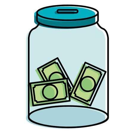 money_savings_jar_art
