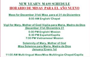 2019 New Years Mass Schedule.png