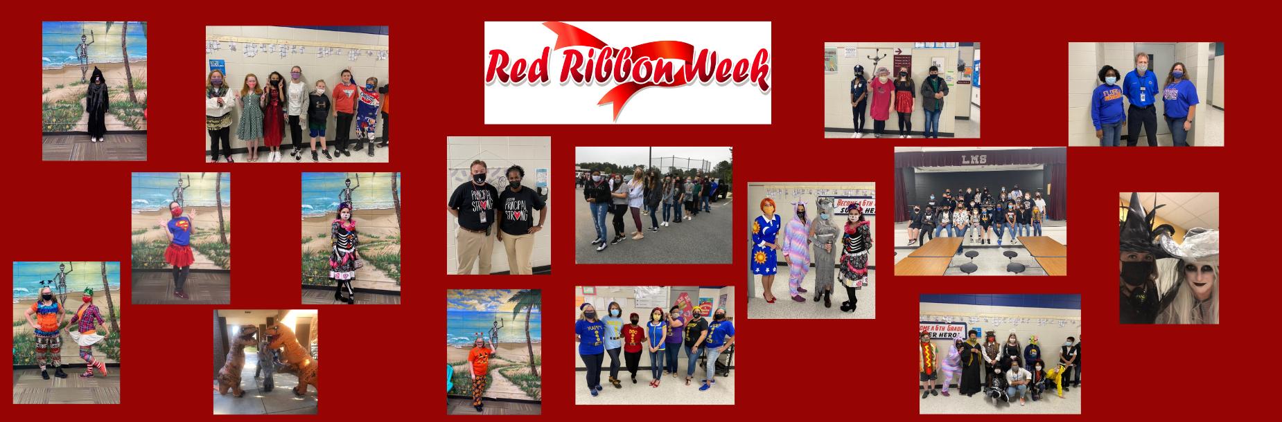 red ribbon week photos