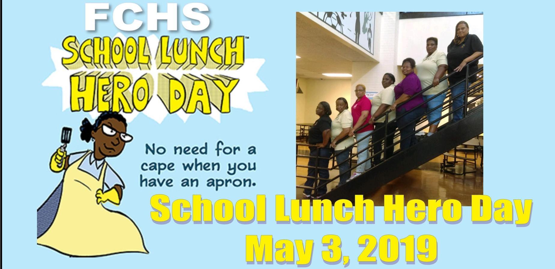 School Lunch Heros