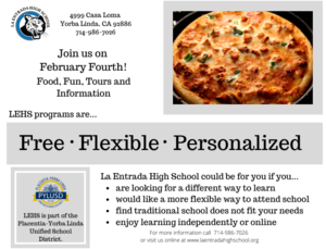 Free * Flexible * Personalized
