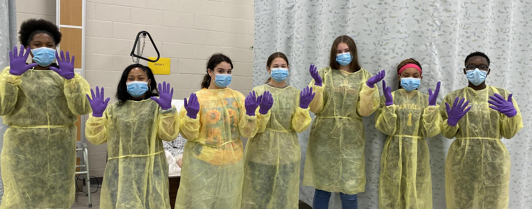 Health Science PPE