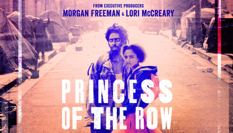 'Princess of the Row' Featured Photo