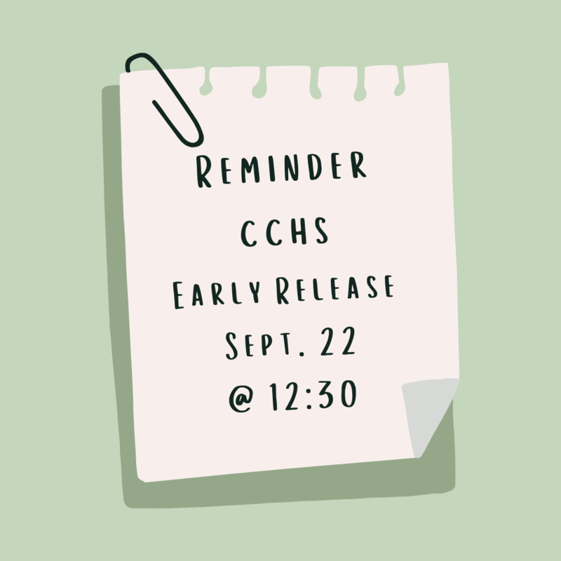 Tomorrow is an Early Release Day! Featured Photo