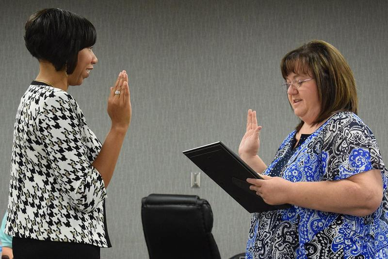 Parker named to D124 Board of Education Thumbnail Image