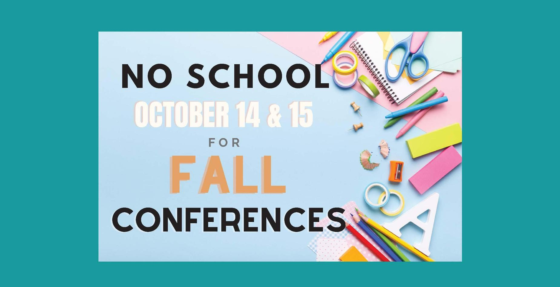 Fall Conferences 2021