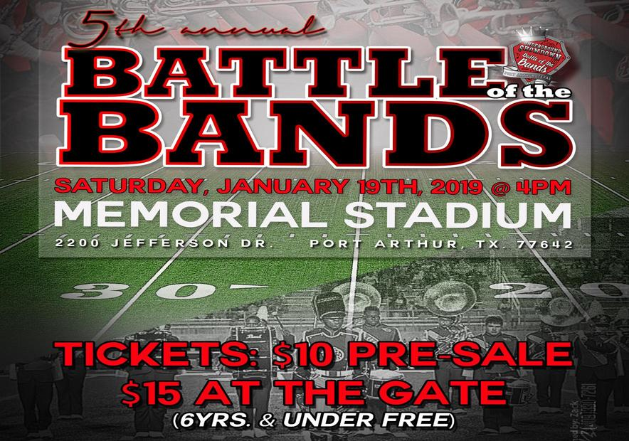 Battle of the Bands - January 19, 2019
