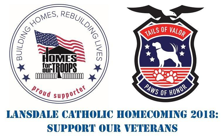 Homecoming 2018: Support Our Veterans Featured Photo