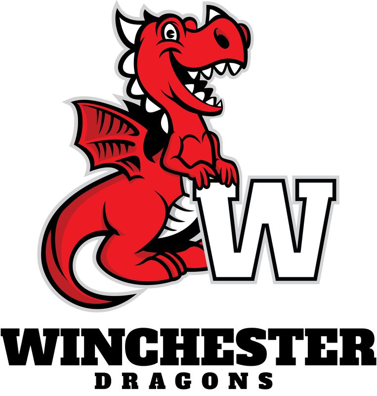 Winchester Dragons logo