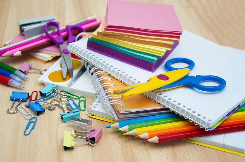 School Supply Lists for 2018 - 19 Featured Photo
