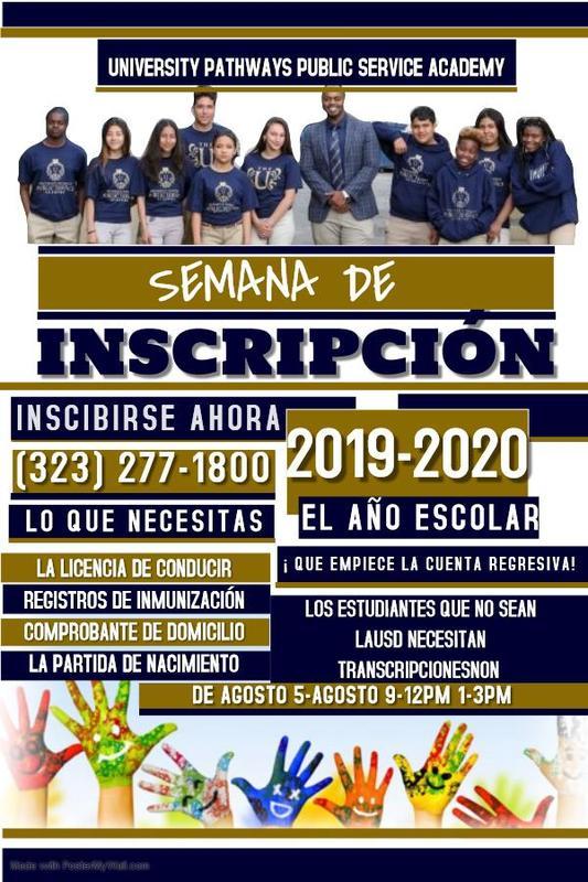 Enrollment Week Flyer 2019-2020 Spanish.jpg