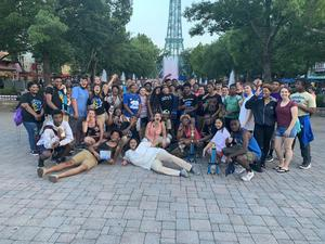Choirs and Band at Kings Dominion