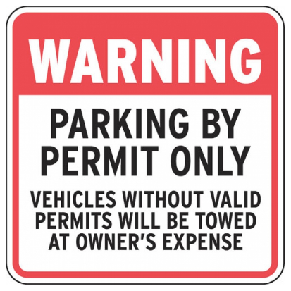 Student Parking Permits Sold Out! Featured Photo