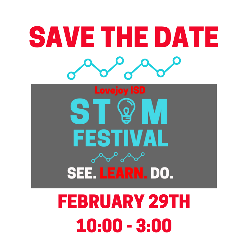 Save the Date - Stem 2020