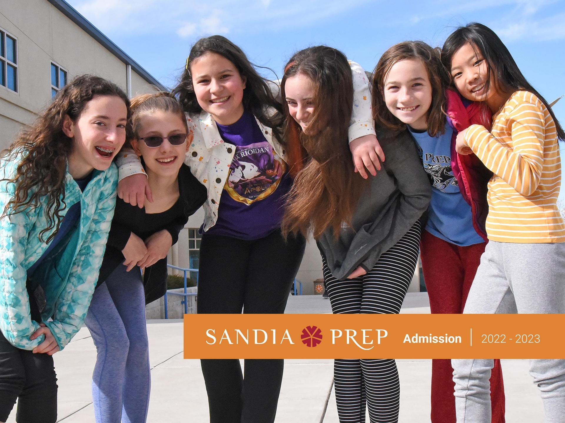 Apply to Sandia Prep today - Explore our digital viewbook