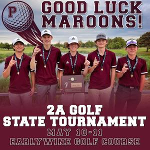 state golf tournament at Earlywine Golf Course