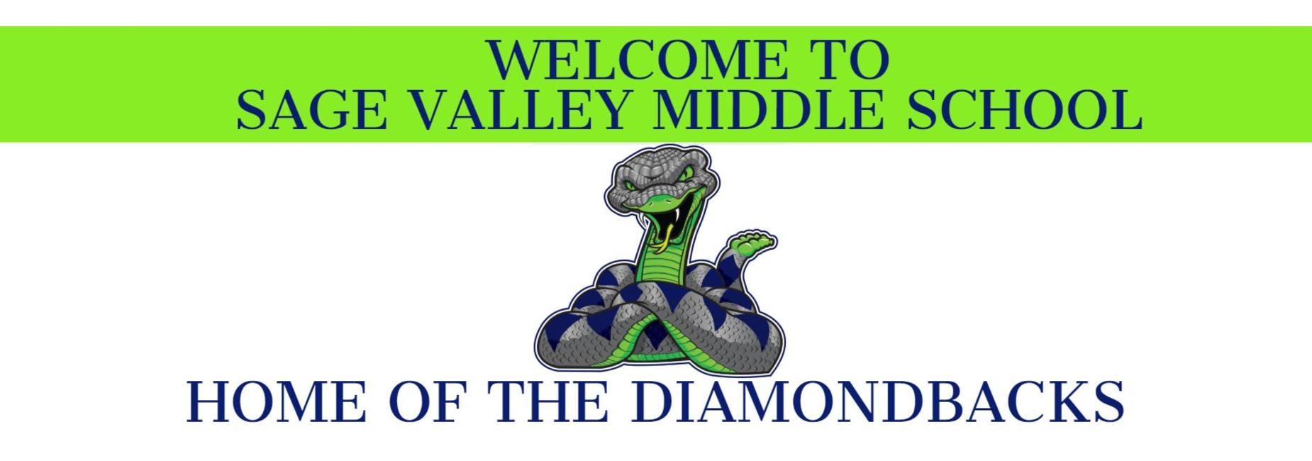 Welcome to Sage Valley