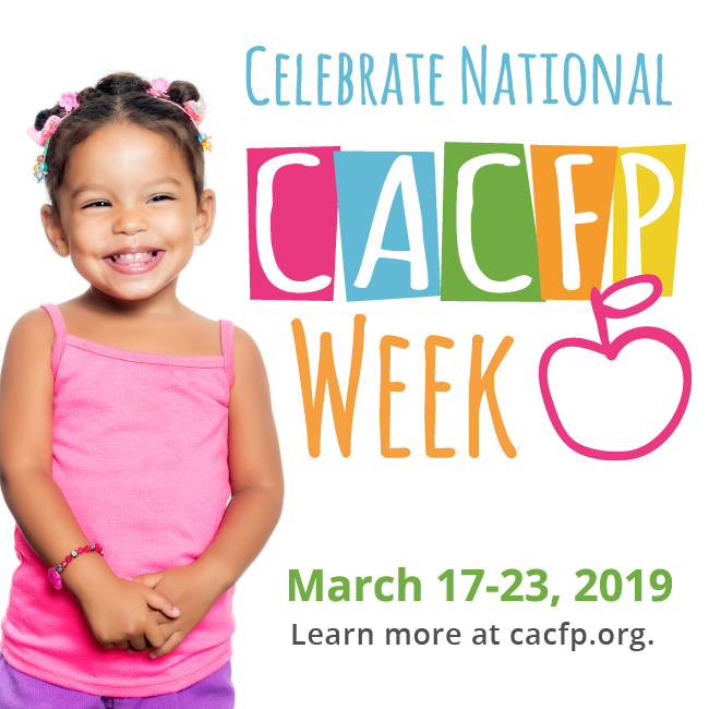 Celebrate National CACFP Week! Featured Photo