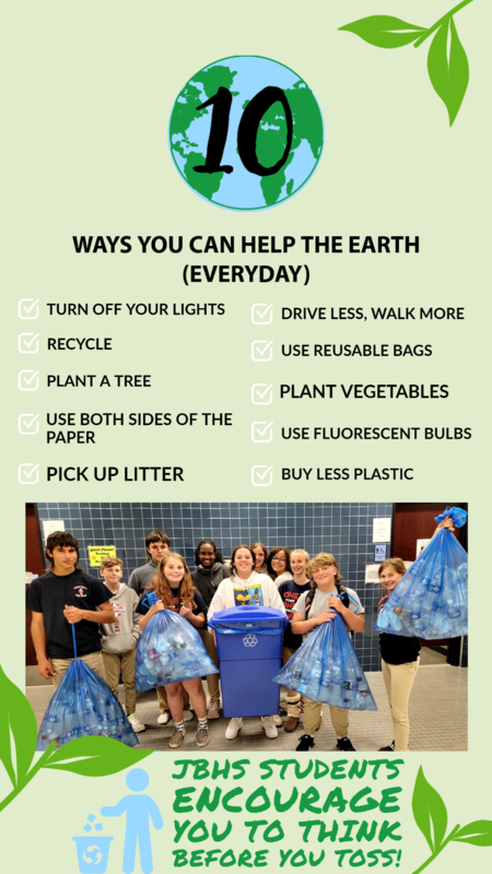 Today is Earth Day! Thumbnail Image