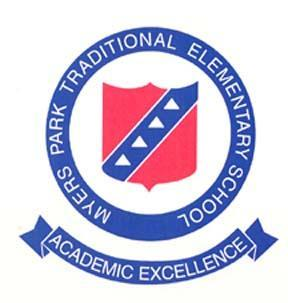 Myers Park Traditional's logo