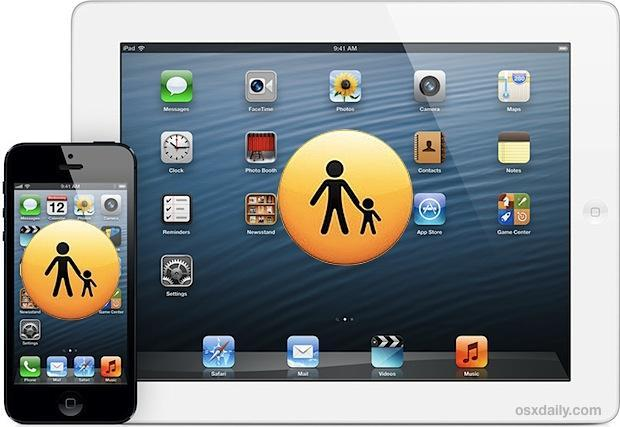 Parental Control of Your Son's iPad and iPhone Thumbnail Image