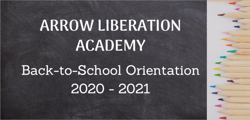 LIBERATION BACK-TO-SCHOOL ORIENTATION Featured Photo