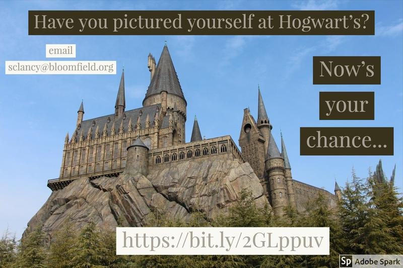 picture of Hogwarts