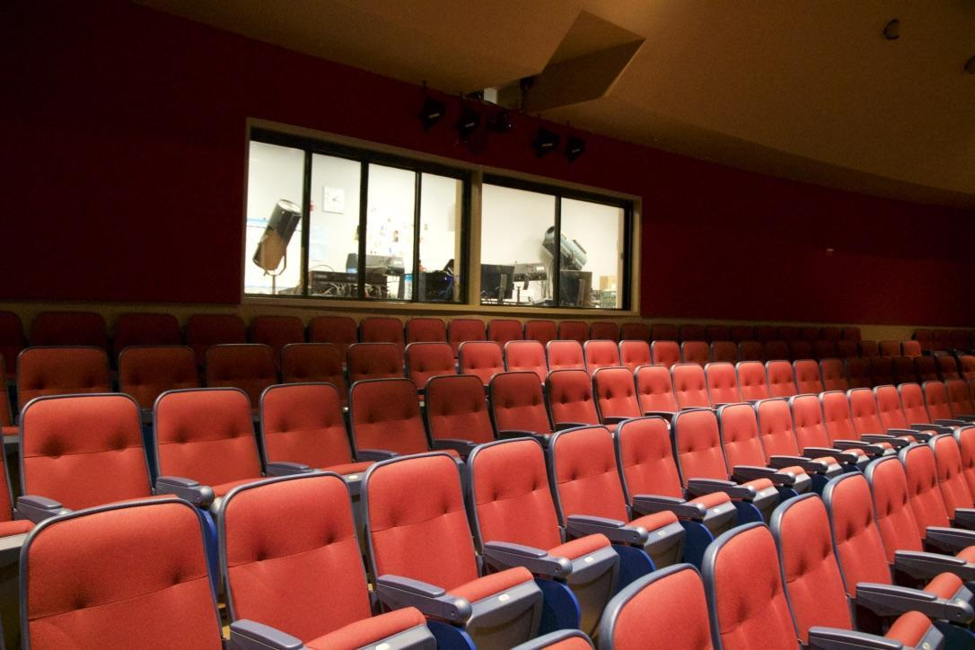 rows theatre seats