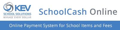 school cash online button