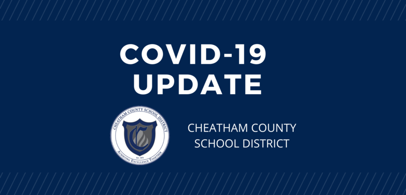 Cheatham Middle School and Cheatham County Central High School will transition to virtual learning beginning Tuesday, March 16 through Friday, March 19.