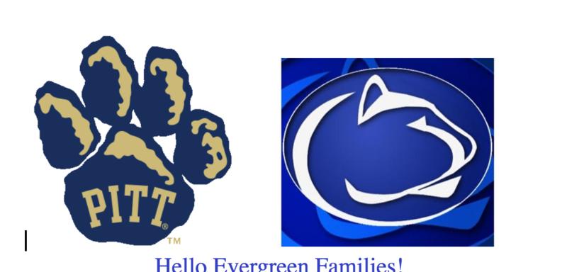 Pitt / Penn State Logo