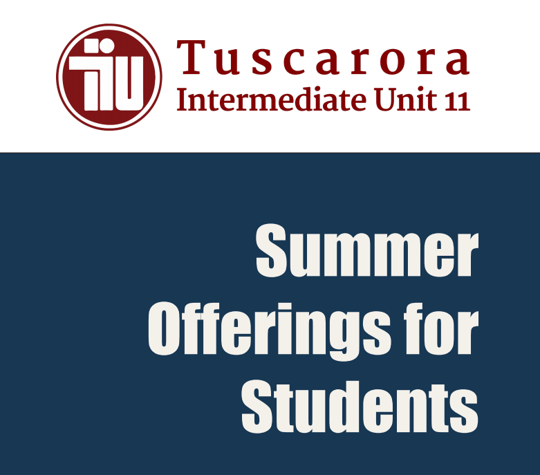 Summer Offerings for Students