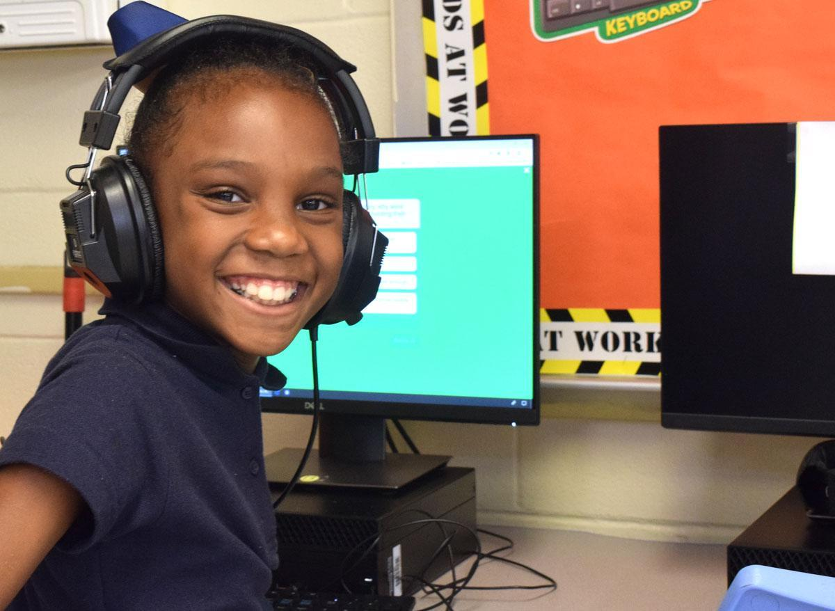 Computer Student at Frazier