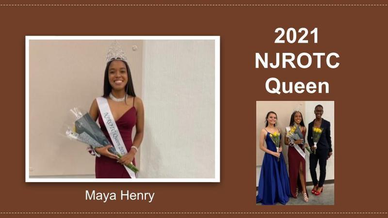 NJROTC Queen