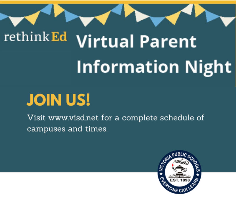 virtual parent information night