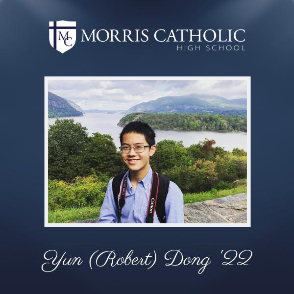 Student Spotlight: Robert Dong '22 Thumbnail Image