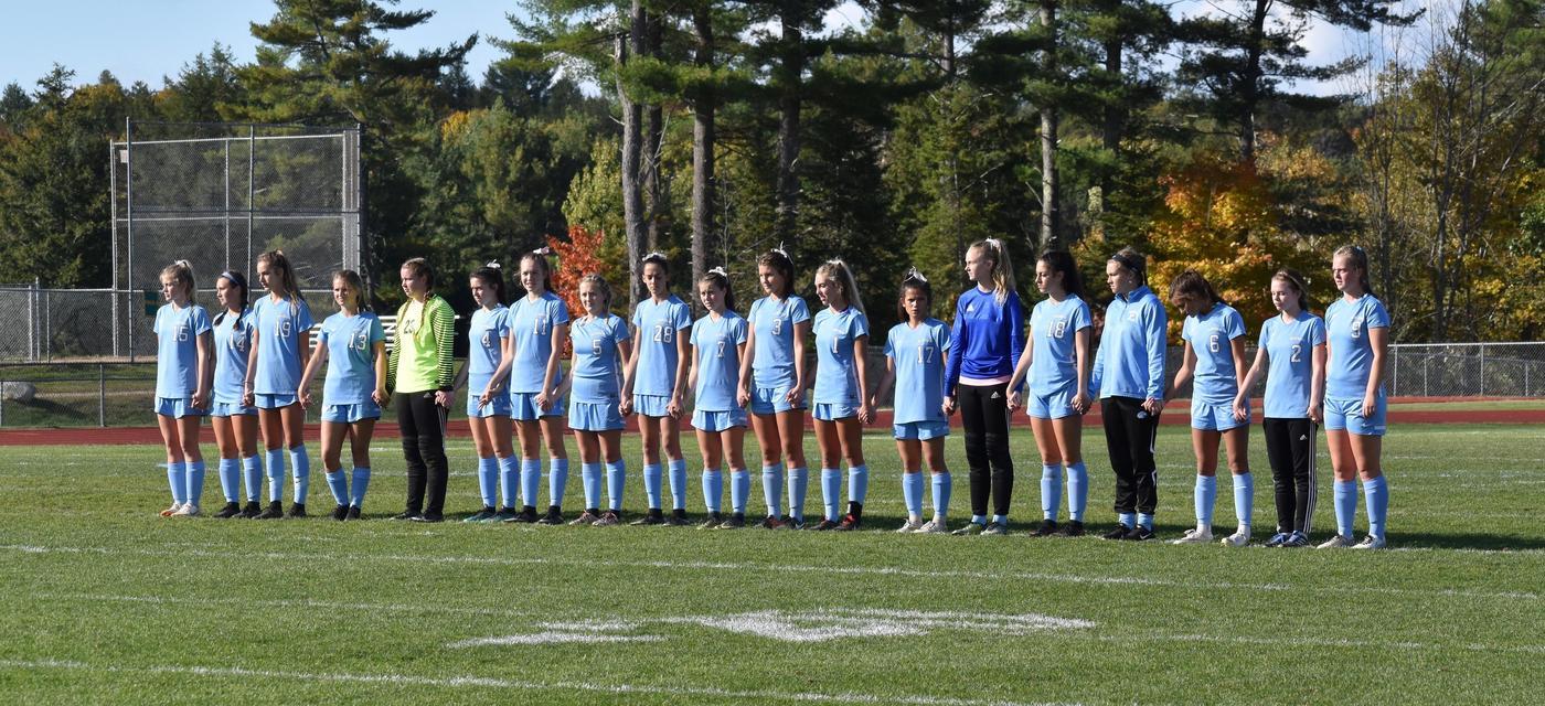 WHS Girls Soccer Team