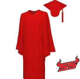 Senior Cap and Gown Orders Featured Photo