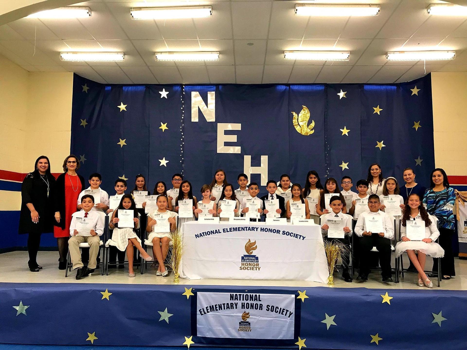NEHS members 2018-2019