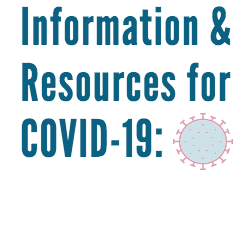 information & resoruces for COVID-19