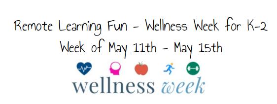 Virtual Wellness Week