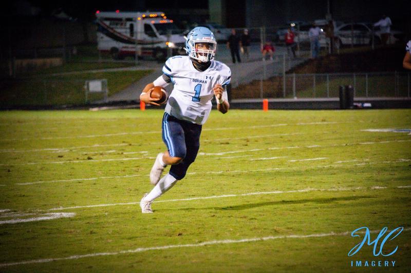 Quarterback run