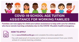 CHILD CARE TUITION ASSISTANCE