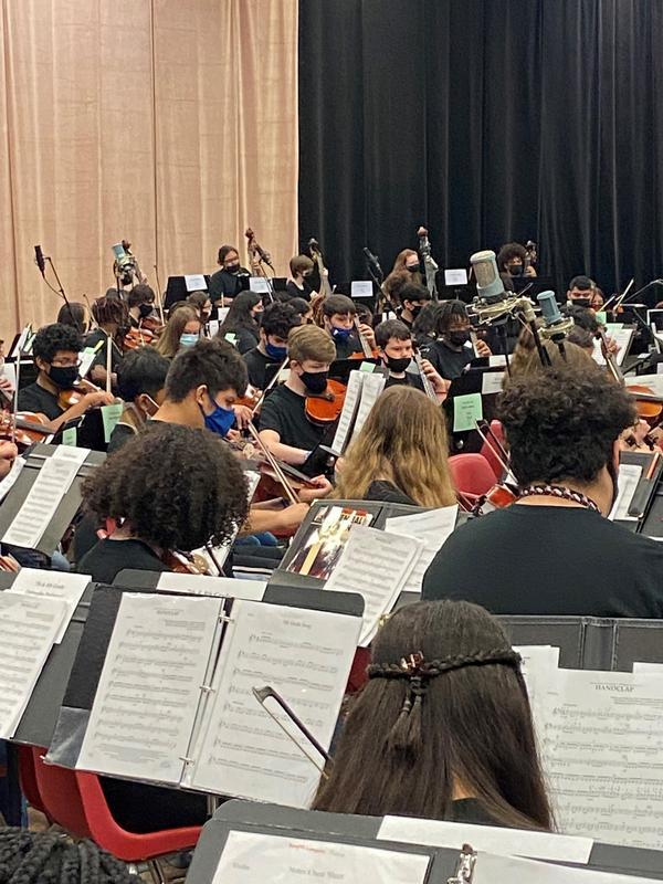 Congratulations TSA Orchestra!!! Featured Photo