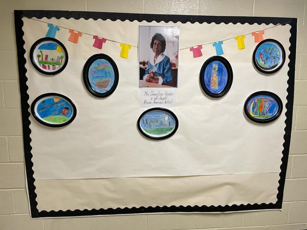 PRAMS Student Artwork
