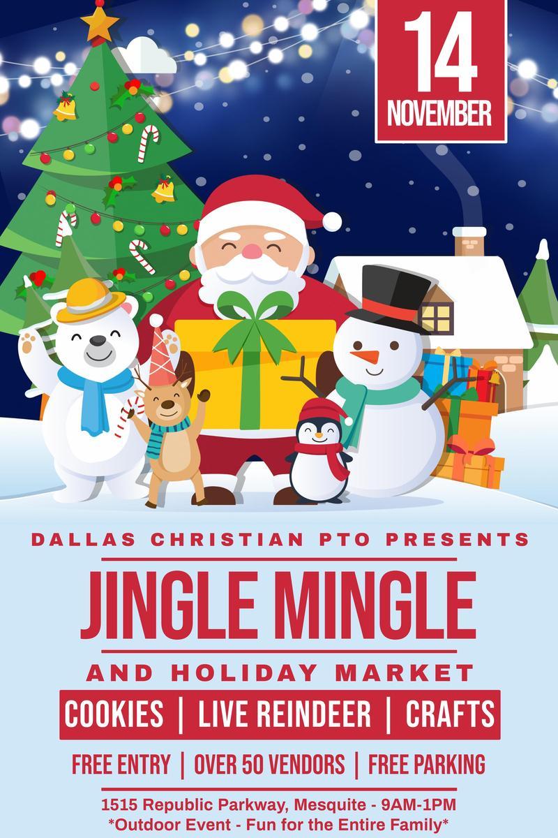 Jingle Mingle 2020 Featured Photo
