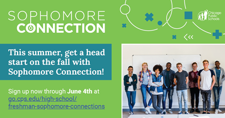 Sophomore Connection Registration is Happening Now! Featured Photo