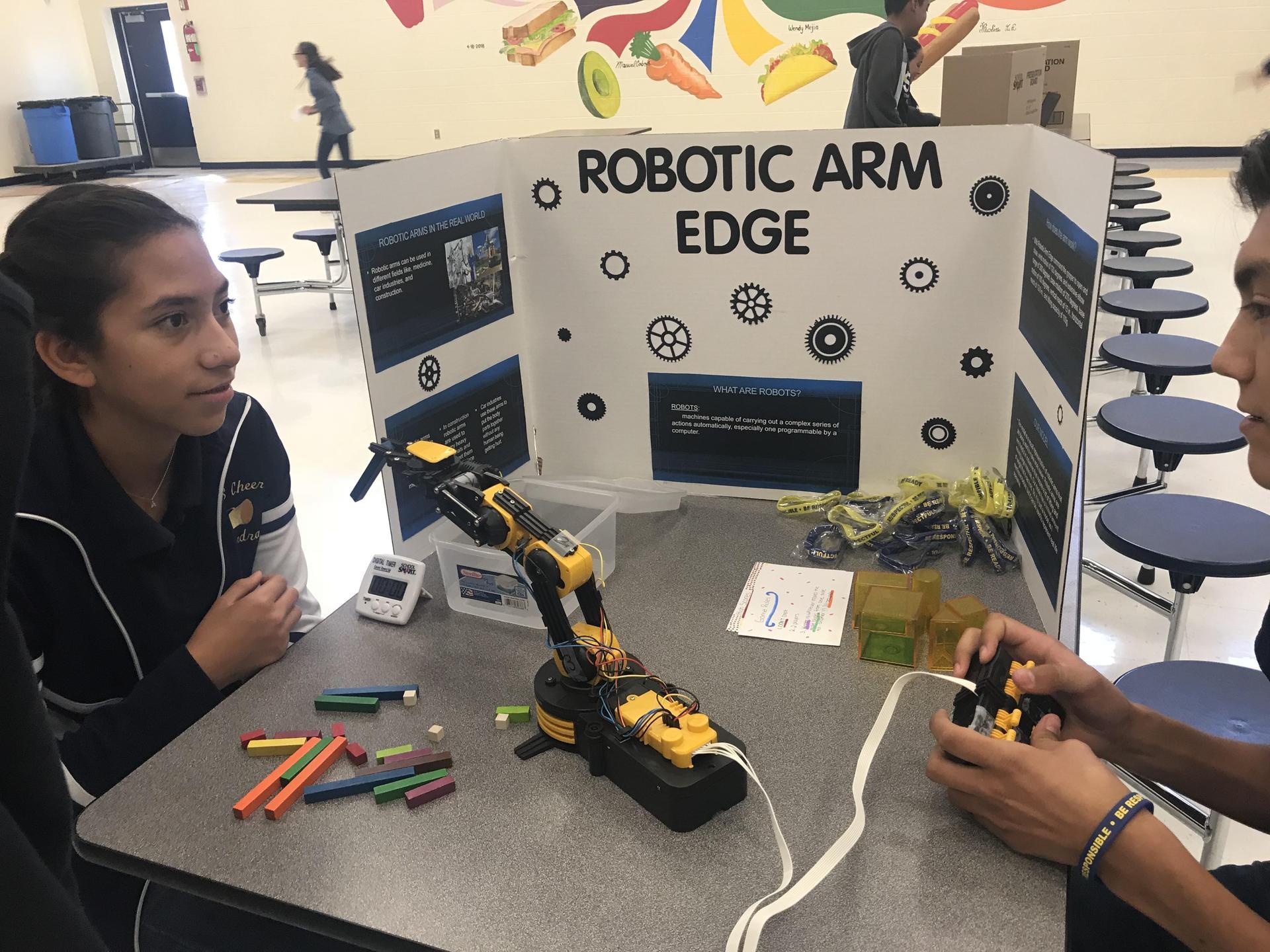 STEM Arm MS