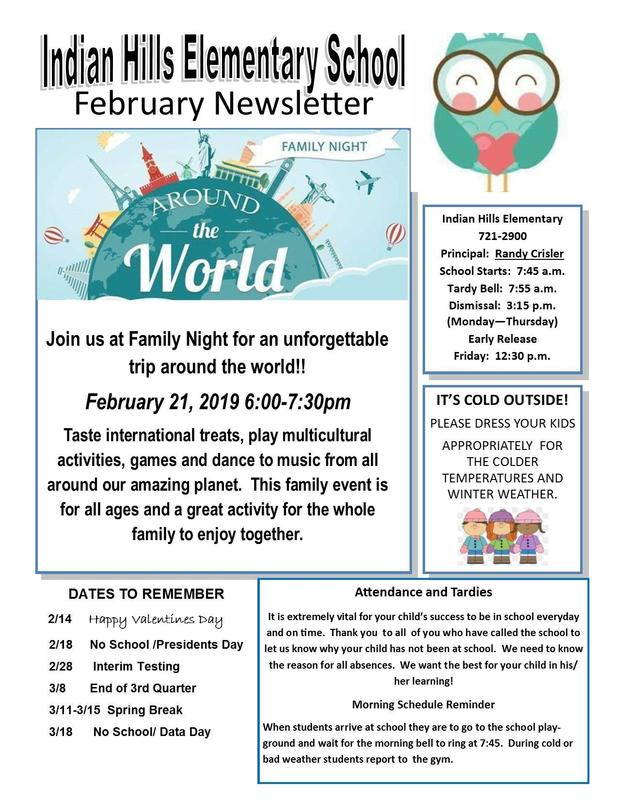 FEBRUARY NEWSLETTER Featured Photo